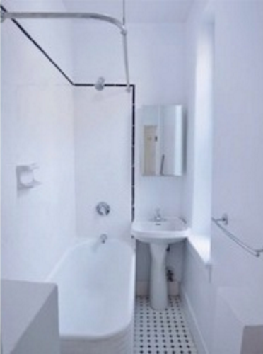 Upper East Side Apartment - Bathroom